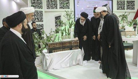 دانشنامه مقتل امام حسین (ع) در ۲۷ جلد رونمایی شد +تصاویر