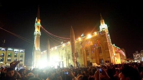 دولت مصر با تجدید بنای مسجد امام حسین (ع) موافقت کرد