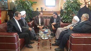 رئیس سازمان فرهنگ و ارتباطات اسلامی وارد مسکو شد