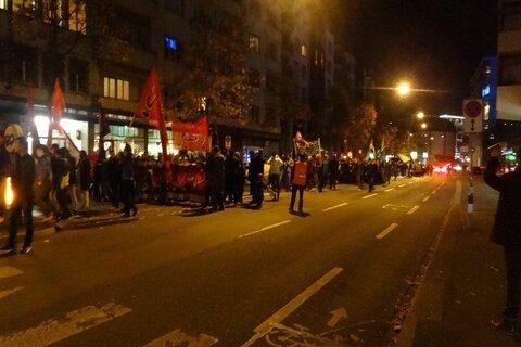 راهپیمایی شام غریبان حسینی در سوئیس برگزار میشود