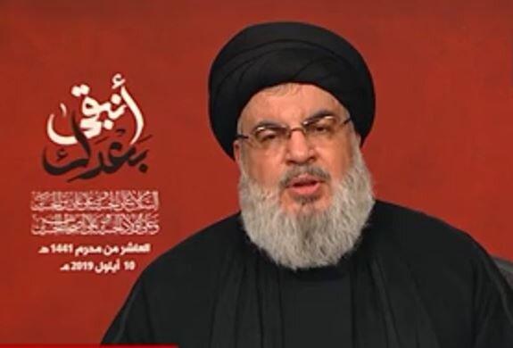 فیلم| سیدحسن نصرالله: امام خامنهای را تنها نخواهیم گذاشت