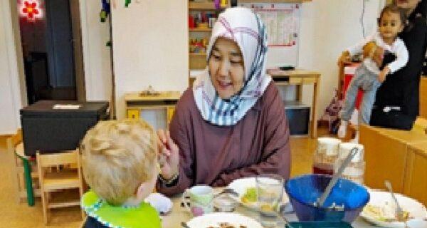 مربیان مسلمان در مهدکودکهای مسیحی