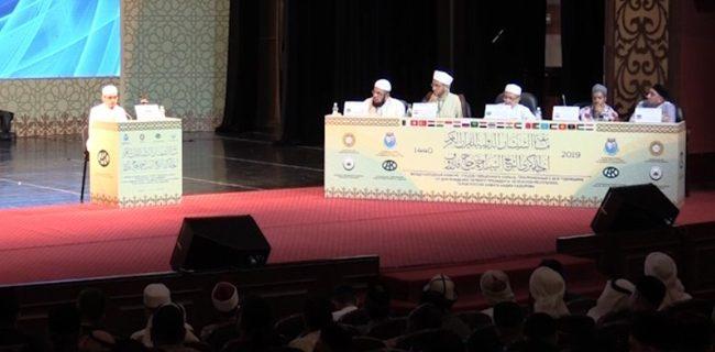 نخستین مسابقه بین المللی حفظ قرآن کریم در چچن