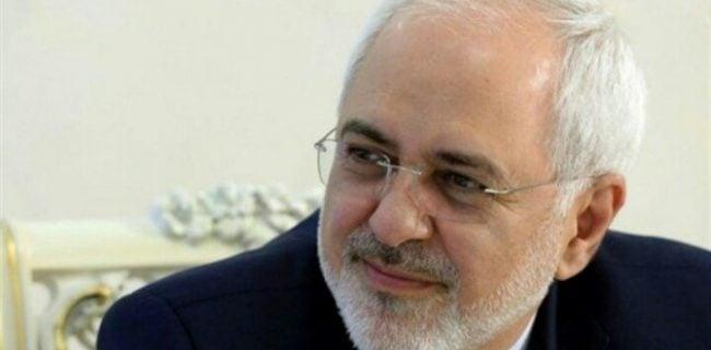 حضور محمدجواد ظریف وزیر امور خارجه در آیین آغاز سال تحصیلی ۹۹-۹۸ دانشگاه ادیان و مذاهب