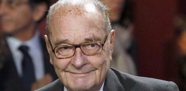 نمایندگان ادیان در فرانسه به ژاک شیراک ادای احترام کردند