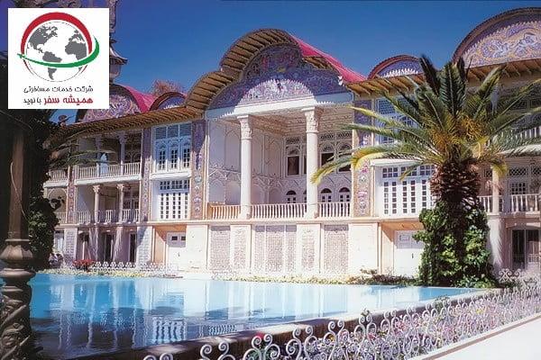 تورهای داخلی تور چابهار و تور شیراز