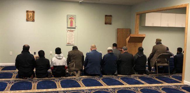 افتتاح اولین مسجد در «اتلبرو» آمریکا با حضور رهبران ادیان