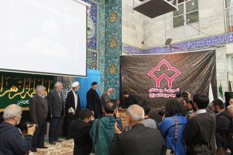 چرا مسجد پایگاه هنر انقلابی نیست؟