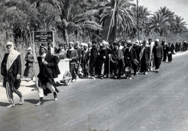 پیادهروی اربعین؛ از مجازات زائران تا بزرگترین تجمع جهان!