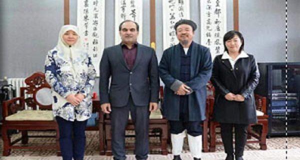 همکاری ایران و چین در زمینه گفتوگوی دینی