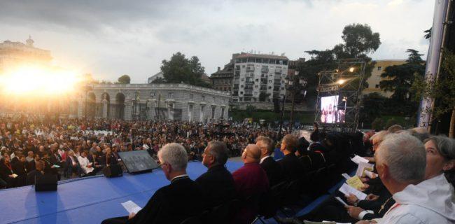 گزارشی از سی و سومین اجلاس جمعیت سنت اجیدیو