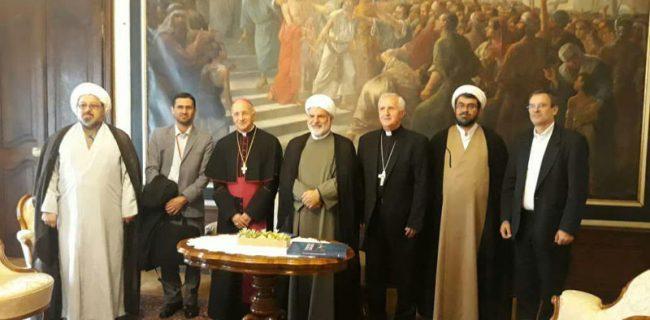 گزارشی از همایش «گفتوگوی اسلام و مسیحیت» در اسلوونی
