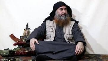 سکوت معنادار داعش درباره مرگ ابوبکر بغدادی