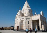 بزرگترین معبد ایزدیهای جهان در ارمنستان ساخته شد