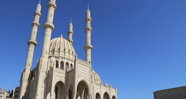 مسجد «حیدر»؛ نماد وحدت شیعه و سنی در جمهوری آذربایجان