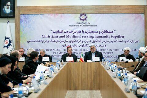 از اسارت اندیشه انسان تا رسالت مشترک مسلمانان و مسیحیان در دنیای امروز