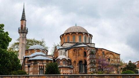 کلیسای ارتدوکس کورا در استانبول به مسجد تبدیل می شود