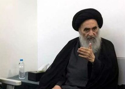 مواضع مهم حضرت آیت الله سیستانی درباره تحولات عراق