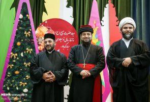 جشن ولادت حضرت عیسی (ع) در دانشگاه آزاد اسلامی