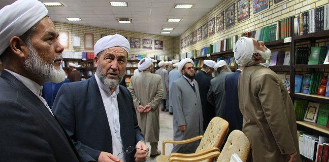 علمای اهلسنت افتخار ایران هستند