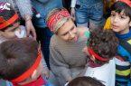 دیدار بانوی اول سوریه از بازگشایی مدرسه ارامنه دمشق