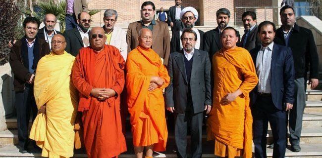 دین بودائی و اسلام (۱)