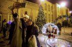 محله جلفای اصفهان شاهد جشن کریسمس تا تبریک هموطنان مسلمان