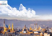محبوب ترین شهر های گردشگری ایران