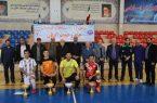 برندگان اولین دوره مسابقات فوتسال چهارجانبه «جام وحدت ادیان»