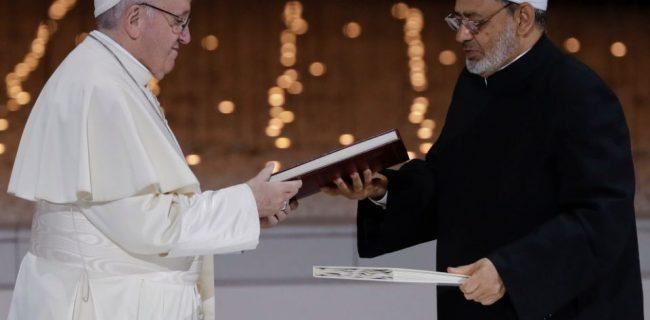 رهبران دینی: ادیان میتوانند بخشی از راهحل صلح باشند نه بخشی از معضل