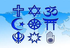 اینفوگرافی/ پراکندگی ادیان مختلف در جهان چگونه است؟