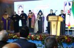 برپایی میهمانی لالهها برای شهدای ادیان توحیدی در منطقه ۱۵ شهرداری تهران