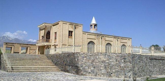 «کلیسای گریگوری استفان» نگاره برگزیده امروز در ویکیپدیای فارسی