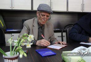 حضور زرتشتیان شیراز در انتخابات دوره یازدهم مجلس