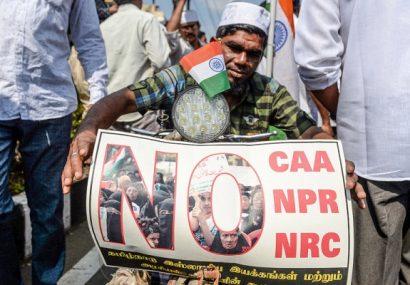 مسلمانان هند و تهدید از دست دادن شهروندی و اخراج