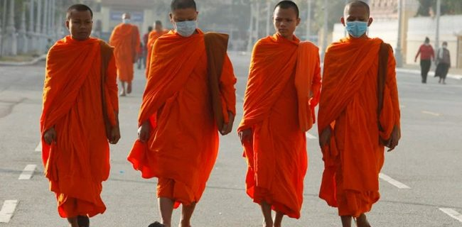 عکسهای برگزیده / رویدادهای ادیانی سراسر جهان