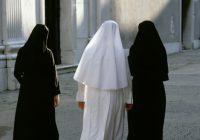 پوشش مذهبی برای فرار از چنگال قانون در ایتالیا / دستگیری راهبه فراری