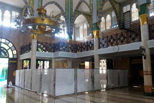 مسجد دارالسلام در اندونزی