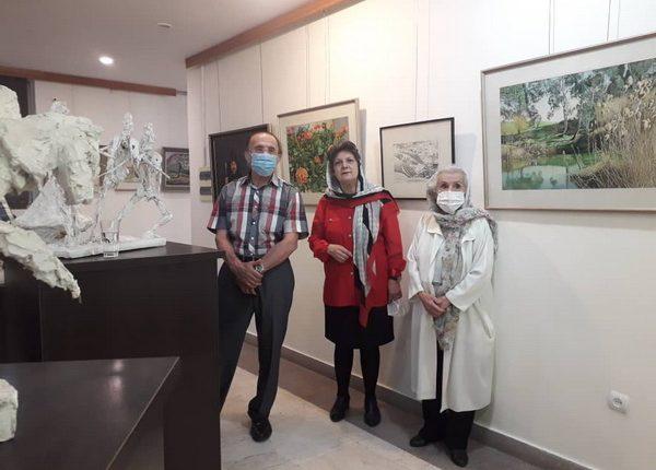 نمایشگاه نقاشی ارمنی-ایرانی